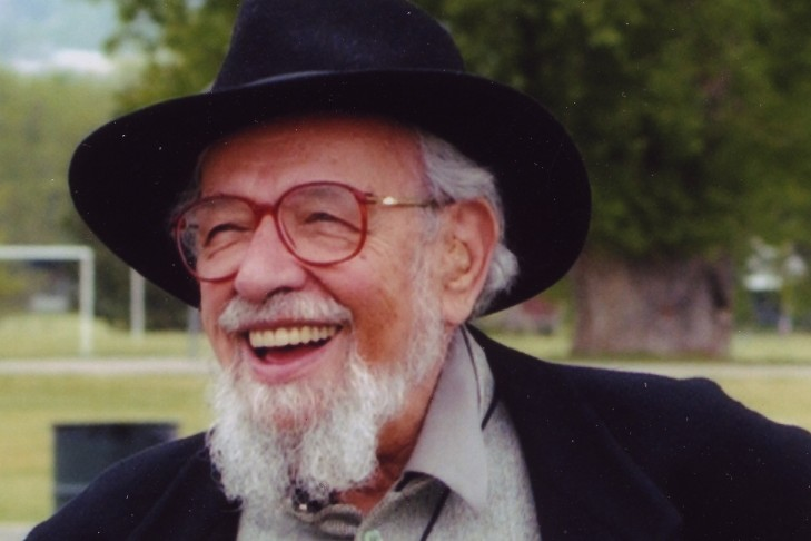 Rabbi Zalman Schacter-Shalomi (Photo: Edis Jurcys)