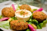 Falafel from The Chubby Chickpea