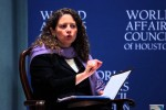 Karima Bennoune speaks about Islamic Extremism and Freedom of Speech at World Affairs Council of Greater Houston