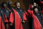Members of the Ark Church perform in Washington, DC.  (Photo by Stephen J. Boitano/Getty Images for Verizon Wireless)