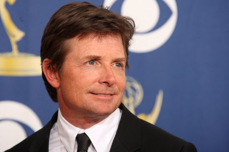 Actor Michael J. Fox  (Photo by Jason Merritt/Getty Images)
