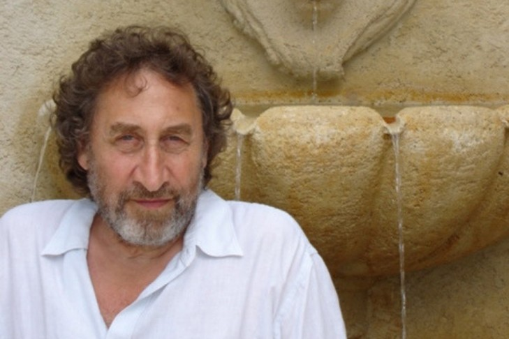 Howard Jacobson (Photo credit: Jenny de Yong)