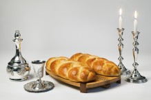 Challah bread for Shabbat (Photo: tofla/iStock)