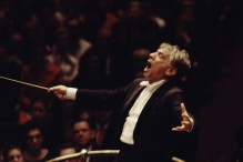 Leonard Bernstein (Photo: Erich Auerbach/Stringer/Getty Images)