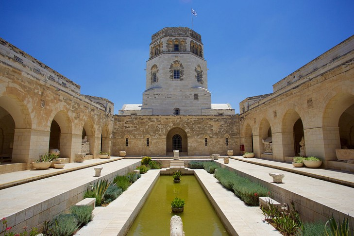 Jerusalem's Rockefeller Archaeological Museum (Photo: Zachary Ka-Tsun Wong)