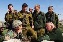 (Photo by Dan Bronfeld/IDF via Getty Images)