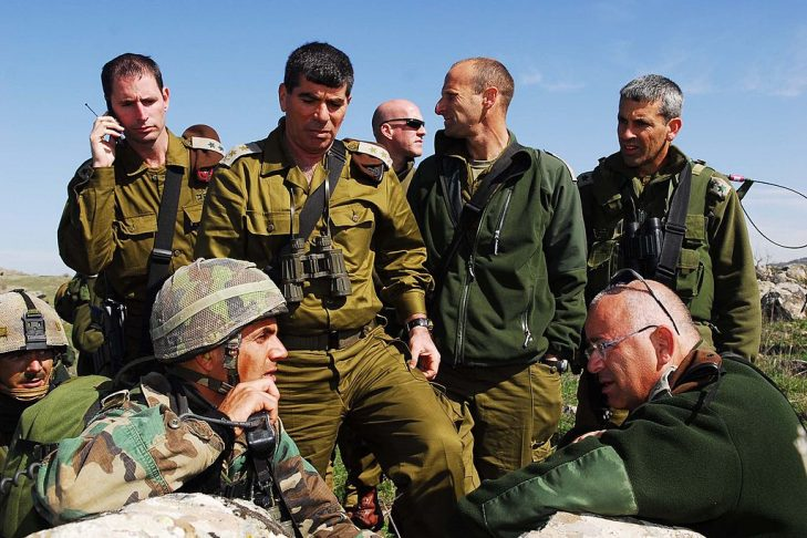 (Photo by Dan Bronfeld/IDF via Getty Images)