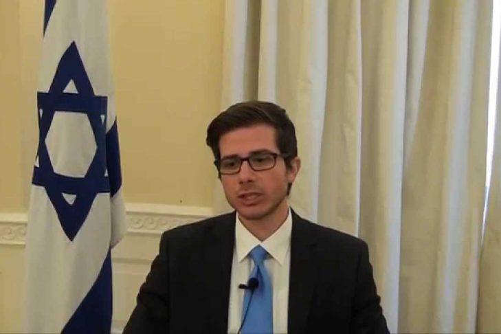 (Photo: Israeli Embassy in London)