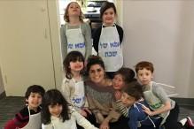 Shabbat class picture