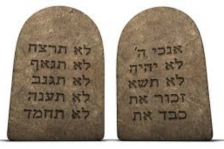 ten commandments images