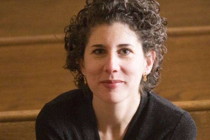 HDS professor Laura Nasrallah / Stephanie Mitchell/Harvard Staff Photographer