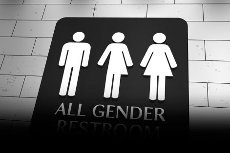 Gender Restroom (Photo credit: iStock.com/Thomas Faull)