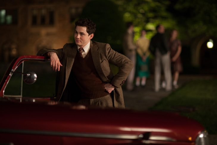 "Logan Lerman in ""Indignation"" (Photo: Roadside Attractions/Summit Entertainment)"