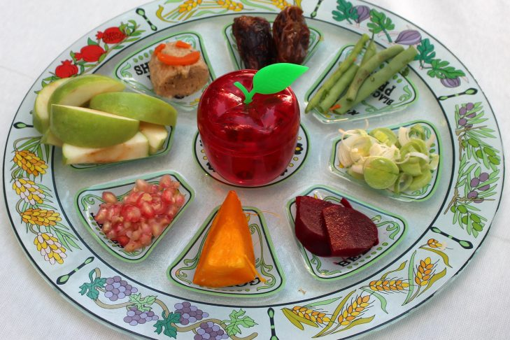 The Rosh Hashanah Seder | JewishBoston