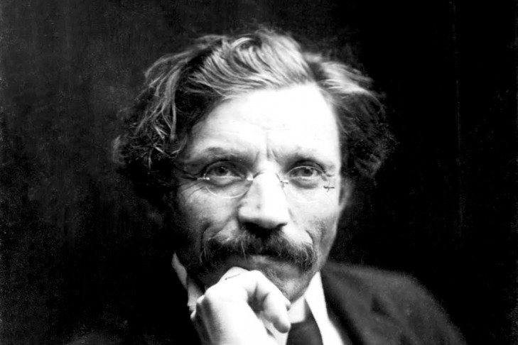 Sholem Aleichem (Courtesy photo)