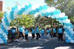 Walk for Living CJF 2015