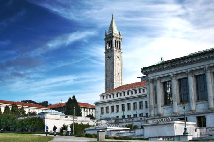 UC Berkeley campus in California. (Photo credit: BRAINCHILDVN/FLICKR/WIKIMEDIA COMMONS)