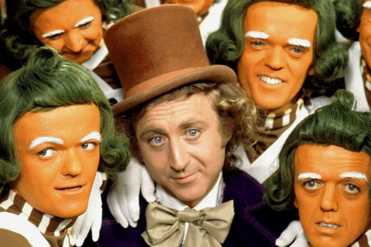 "Gene Wilder in ""Willy Wonka & the Chocolate Factory"" (Screenshot: Paramount Pictures)"