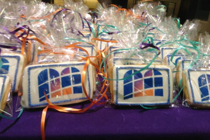 Hebrew College cookies