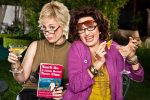 Comedy duo Ronna & Beverly will appear at the Boston Jewish Film Festival. (BJFF)