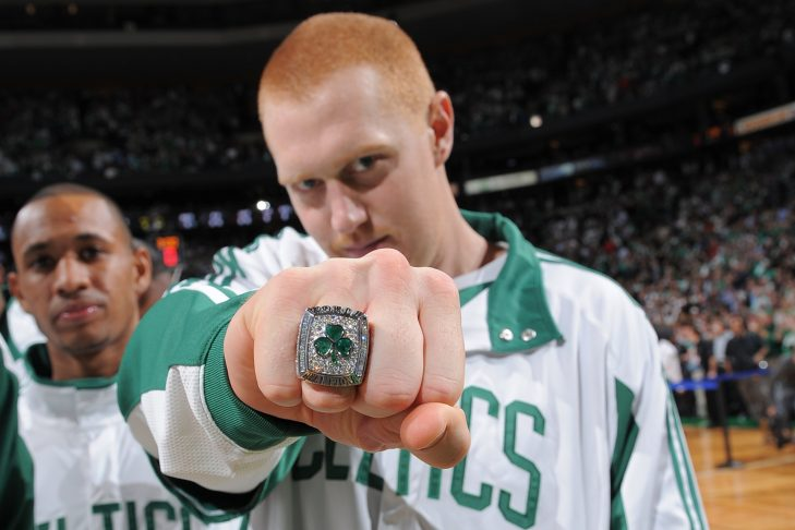 ca5cf405651 Guest Speaker Boston Celtics Commentator Brian Scalabrine