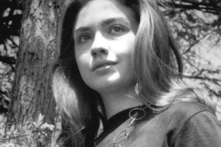 Hillary Rodham Clinton (Photo: Wellesley College)