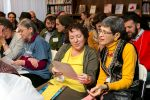 Participants at LimmudBoston 2015 (Photo: Meri Bond Photography)