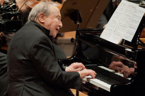 Menahem Pressler (Photo: Berliner Philharmoniker)