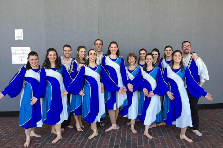 (Photo: Zikukim Israeli Dance Company)