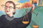 From 'I Dissent! Ruth Bader Ginsburg Makes Her Mark,' by Debbie Levy