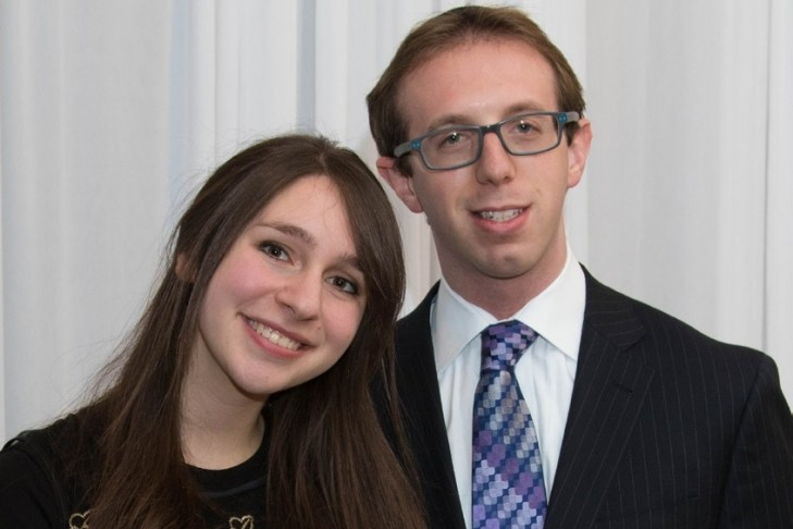 Rabbi Jason and Kimberly Strauss