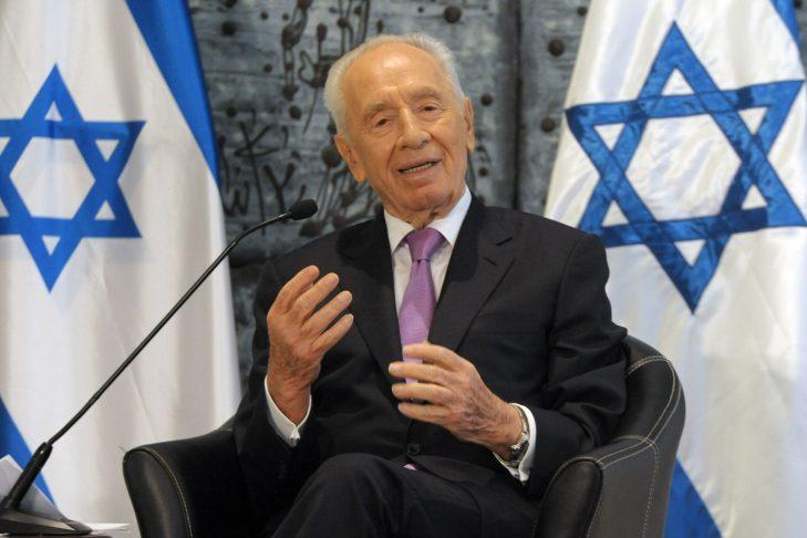 Shimon Peres CommUNITY