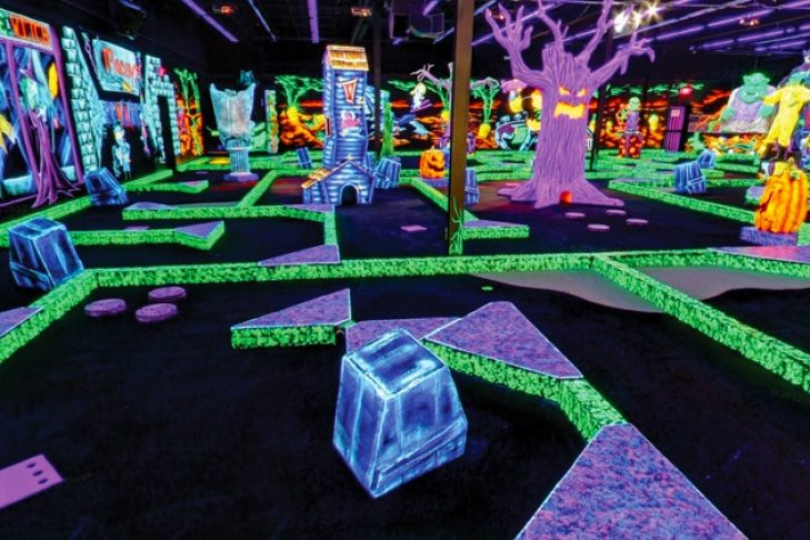 (Photo: Monster Mini Golf)