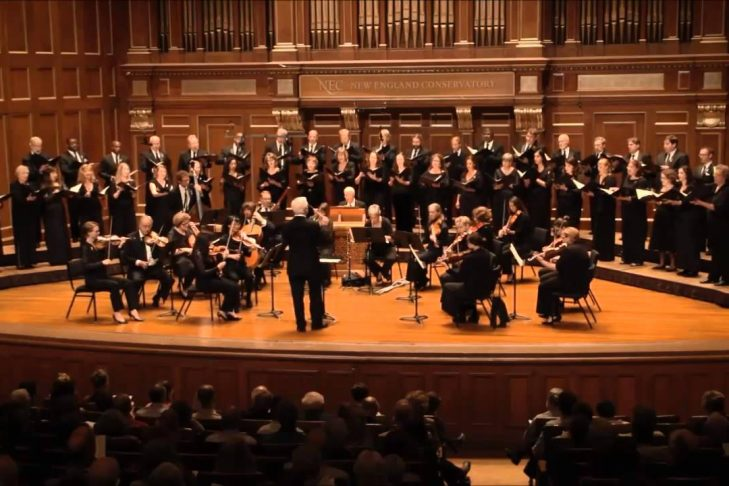 (Photo: Boston Cantata Singers)