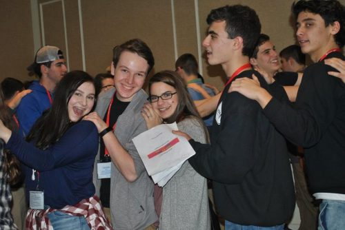Ice Breakers at Winter Kallah