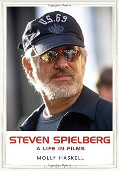 Spielberg Book Cover