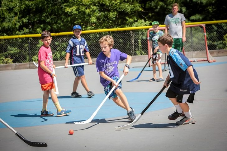 street hockey reduced