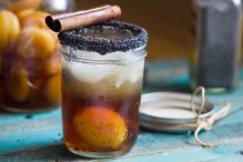 Apricot-Infused-Bourbon-5