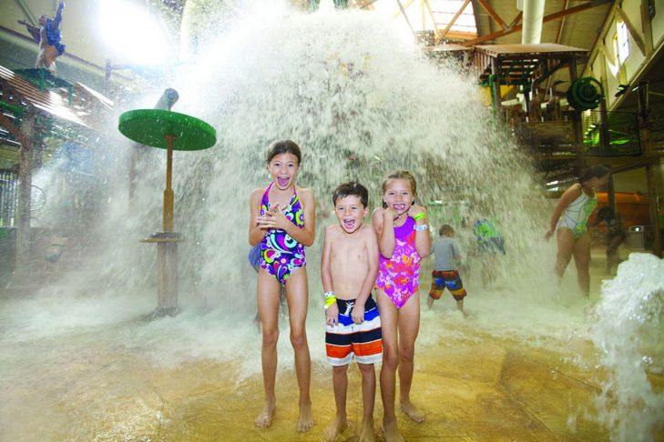 GWL 3 Kids in Water