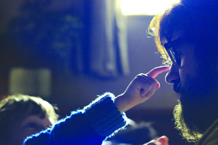 """Notes on Blindness"" (Courtesy Boston Jewish Film Festival)"
