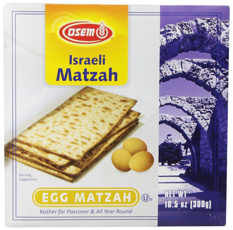 Osem Israeli Matzah Egg Matzah 2