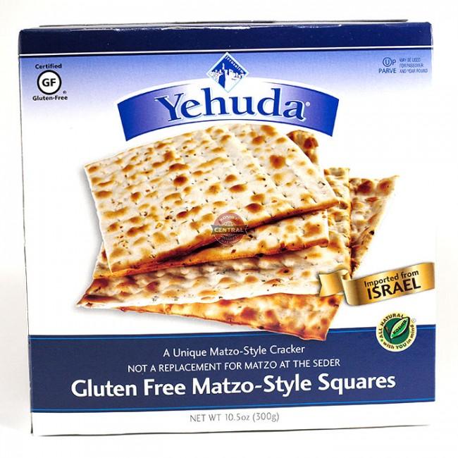 Yehuda Gluten Free Matzo-Style Squares