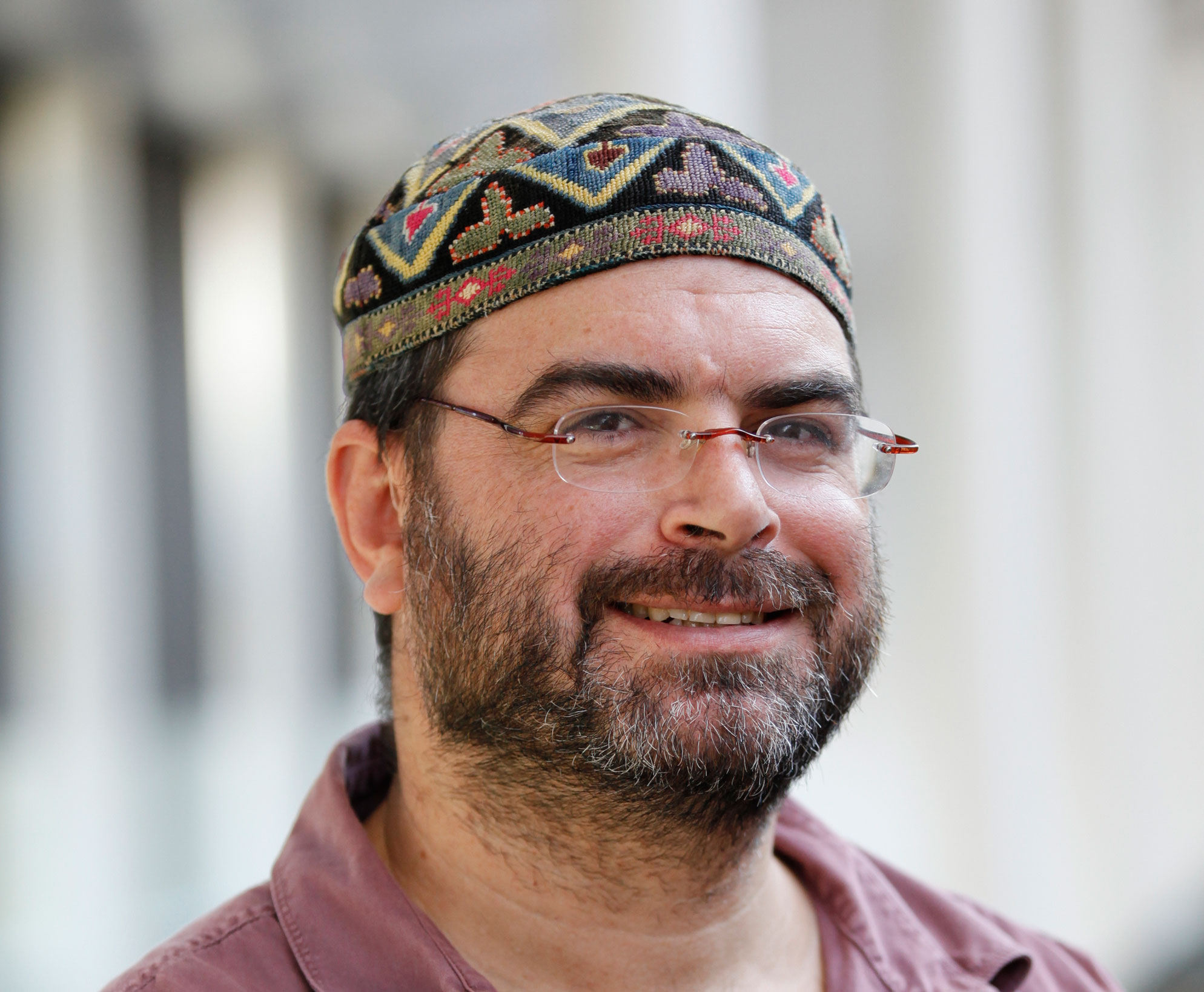 Rabbi Ebn Leader