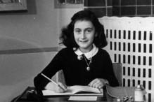 (Photo: Anne Frank Foundation Amsterdam)