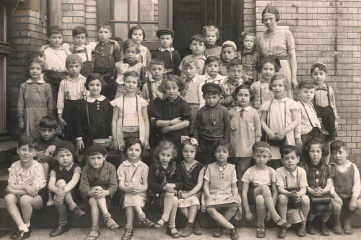 Breslau Jewish School, Fall 1938