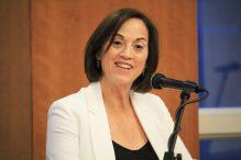 Ruth Calderon (Courtesy Boston University)