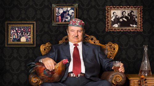 Wonderful Kingdom of Papa Alaev
