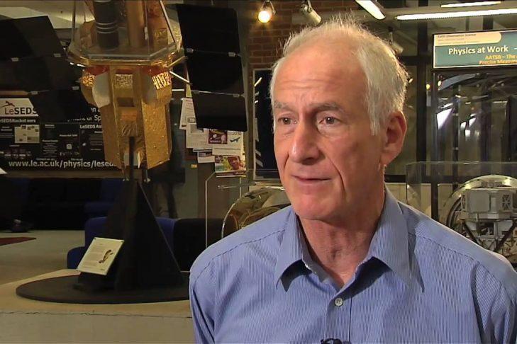 NASA Astronaut Dr. Jeff Hoffman
