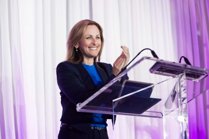 Marlee Matlin (Photo: Kayana Szymczak)