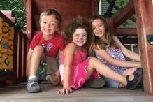 2016_09 Kids with Maia
